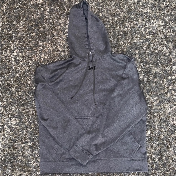 Under Armour Tops - Under Amour Cold Gear Hoodie